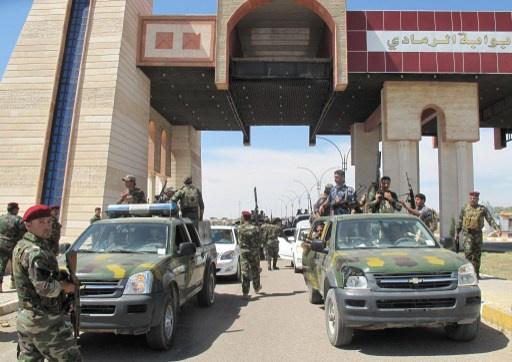 قوات الأمن العراقية تحرر طلبة احتجزهم مسلحون داخل جامعة الأنبار