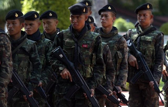 تايلاند.. تشكيل قوة أمنية من أجل إخماد الإحتجاجات المناهضة للإنقلاب