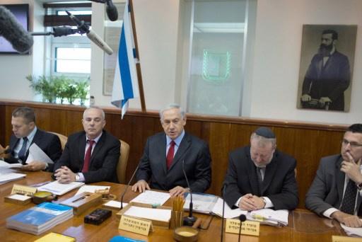 نتانياهو: حماس ستسيطر على الضفة الغربية