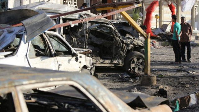 سقوط 80 شخصا بين قتيل وجريح في هجوم على حزب كردي شرق العراق