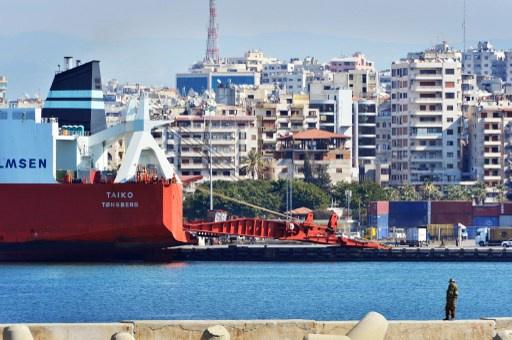 سفينة نرويجية محملة بالكيميائي السوري تتجه نحو فنلندا والولايات المتحدة