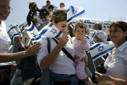 اسرائيل تنوي صرف نحو 30 مليون دولار لاقناع يهود أوكرانيا واوروبا بالهجرة اليها