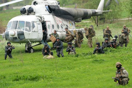 المندوب الروسي يشكك بآفاق ادخال قوات أممية الى أوكرانيا
