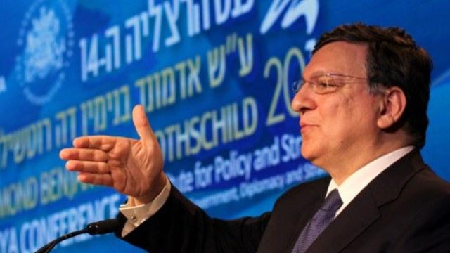 الاتحاد الأوروبي يقترح على إسرائيل وفلسطين شراكة متميزة مقابل السلام