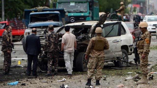 كابل تتهم جهاز مخابرات خارجيا بالضلوع في محاولة اغتيال المرشح الرئاسي عبد الله