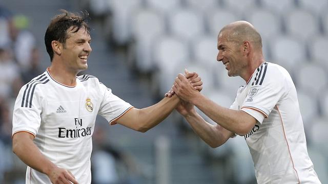 زيدان : سأبقى في ريال مدريد