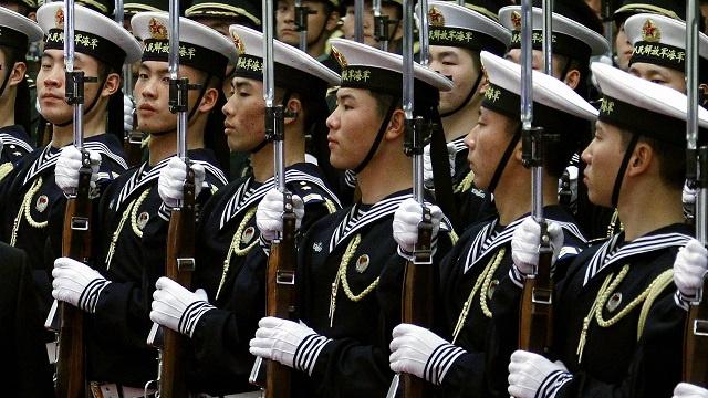 الصين تشارك لأول مرة في مناورات بحرية تنظمها الولايات المتحدة