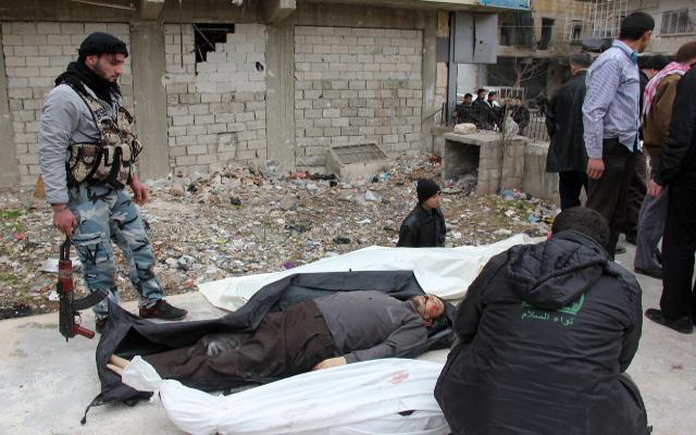 مقتل 45 شخصا في معارك بين