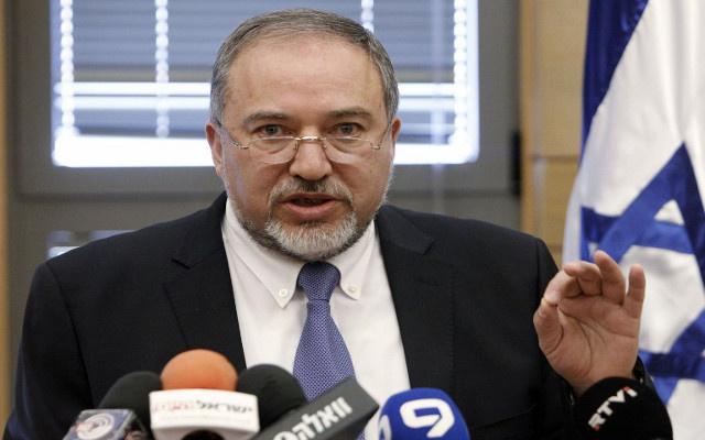 وزير الخارجية الإسرائيلي يدعو الحكومة لتبني خطة موحدة في التعامل مع القضية الفلسطينية