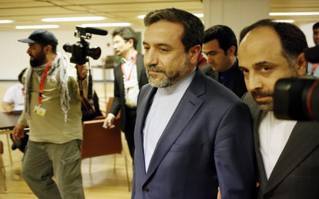 الخارجية الإيرانية: الحوار مع الولايات المتحدة في جنيف كان بنّاء