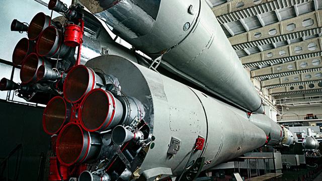 روسيا بصدد تصميم صاروخ ثقيل جدا يعمل بالميثان ويطلق إلى القمر