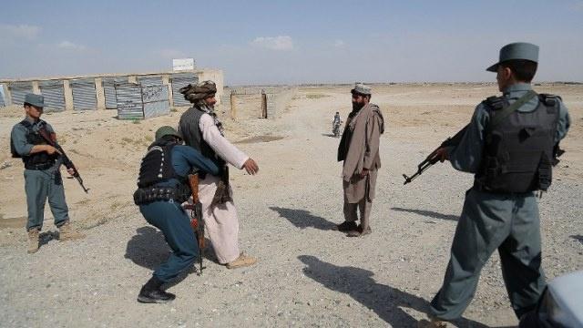 اختطاف 25 مدرسا و10 طلاب من جامعة قندهار شرق أفغانستان