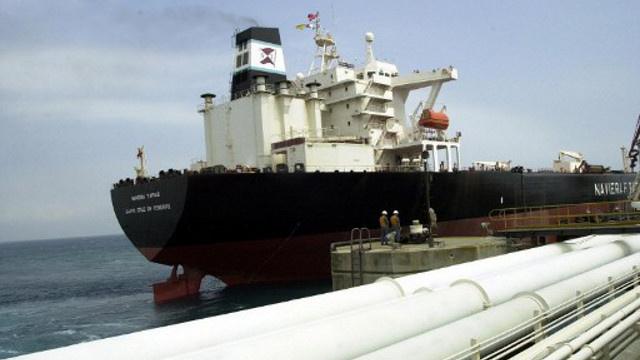 ناقلة ثانية محمّلة بنفط كردستان العراق تبحر من ميناء جيهان التركي