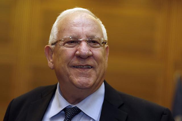 رئيس الكنيست الأسبق من حزب الليكود يخلف بيريز في منصب الرئاسة الاسرائيلية