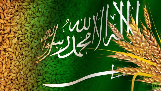 السعودية تستورد 2.7 مليون طن من القمح في 2014
