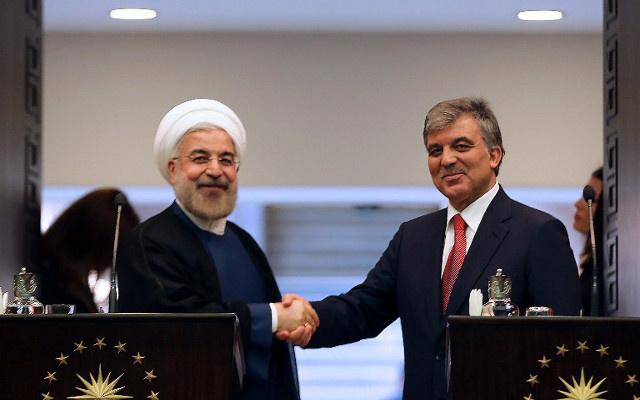 روحاني: إيران ستبذل قصارى جهدها من أجل التوصل إلى اتفاق بشأن الملف النووي