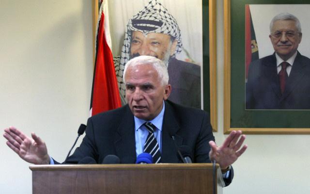 عزام الأحمد: حكومة التوافق لم تبدأ عملها بعد ولا يجب تحميلها كل المسؤولية