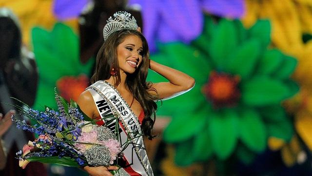 بالفيديو.. لاعبة تايكوندو ملكة جمال أمريكا 2014