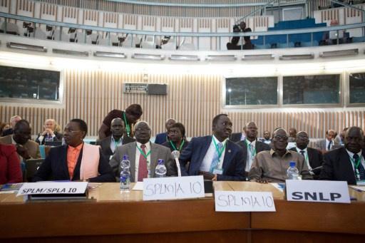 حكومة انتقالية في جنوب السودان خلال شهرين