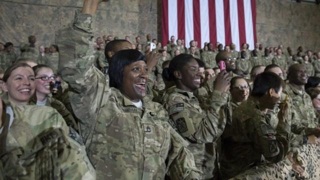 الولايات المتحدة تنوي إبقاء قواتها الخاصة في شرق أوروبا