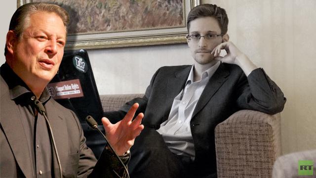 نائب رئيس أمريكي سابق لا يعتبر سنودن خائنا