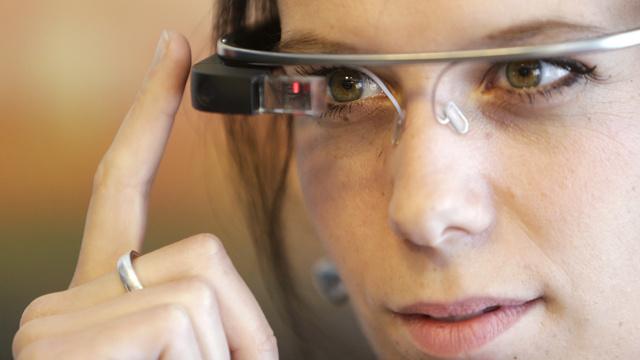 منع نظارات غوغل