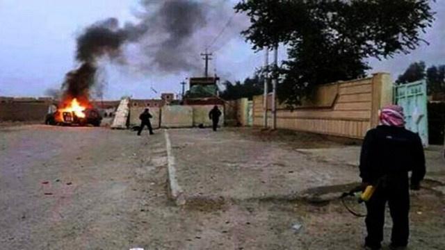 سورية تؤكد تضامنها واستعدادها للتعاون مع العراق في مواجهة الإرهاب