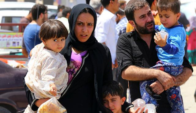 نزوح أكثر من 500 ألف مدني من الموصل بعد سيطرة