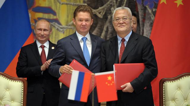 عقد الغاز بين موسكو وبكين لن يؤثر على صادرات