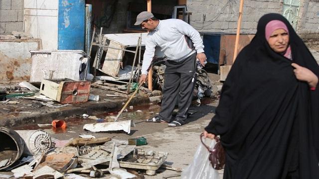 أ ف ب: مقتل 15 شخصا في تفجير انتحاري استهدف مجلسا قبليا قرب بغداد