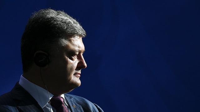 بوروشينكو: مستعد لعقد