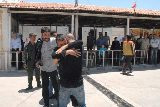 سورية .. إطلاق سراح مئات الموقوفين