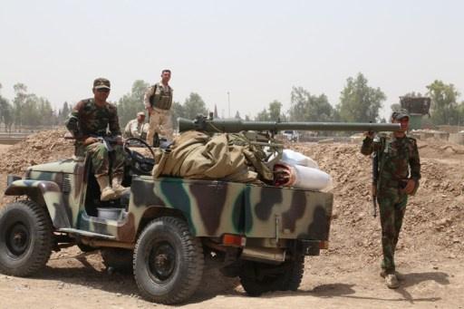 الجيش يستعيد تكريت وينسحب من كركوك.. وأنباء عن انسحاب