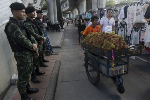 الحاكم العسكري لتايلاند: حكومة مؤقتة ستشكّل في أغسطس