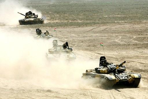 واشنطن تتهم روسيا بتزويد دعاة الاستقلال في شرق أوكرانيا بالأسلحة الثقيلة