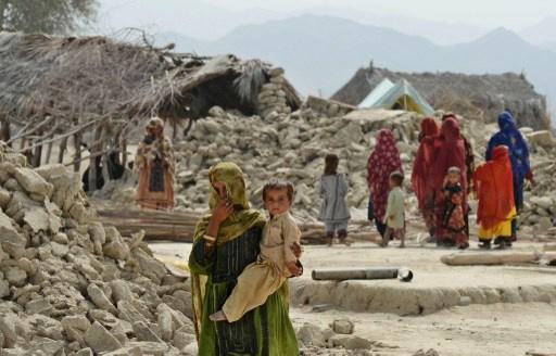 هزة أرضية تضرب شمال باكستان