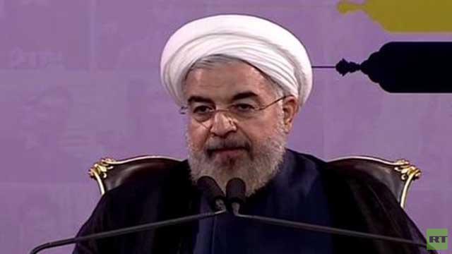 الرئیس الإيراني: التوصل الی اتفاق نووي إنجاز کبیر بحد ذاته