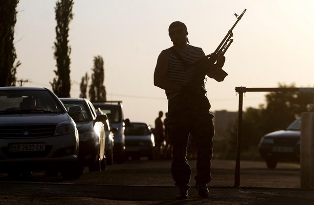 أنباء عن انشقاق جنود إنزال جوي أوكرانيين إثر نزاع داخلي مسلّح