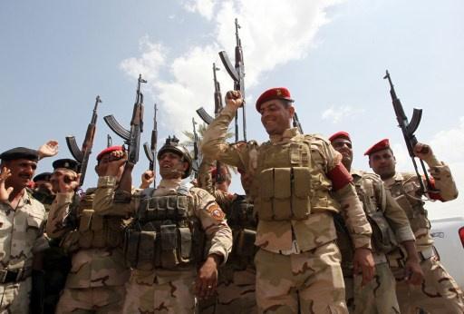 القوات العراقية تستعيد مناطق في صلاح الدين وتستعد للتحرك إلى تكريت