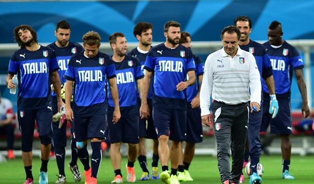 إنكلترا وإيطاليا.. تكسير عظام في قمة مواجهات مونديال البرازيل