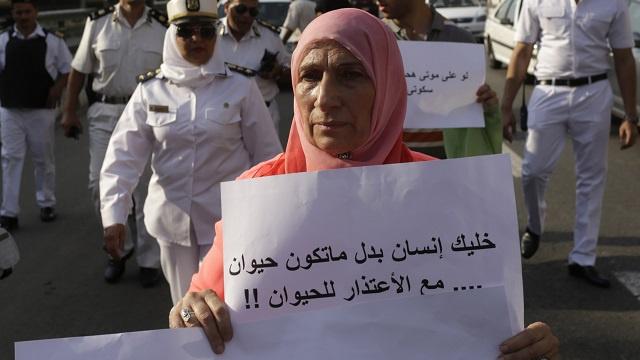مصر.. إحالة 13 متهما بالتحرش لمحاكمة عاجلة