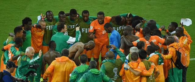 فيلة ساحل العاج يقلبون تأخرهم الى فوز على منتخب الساموراي