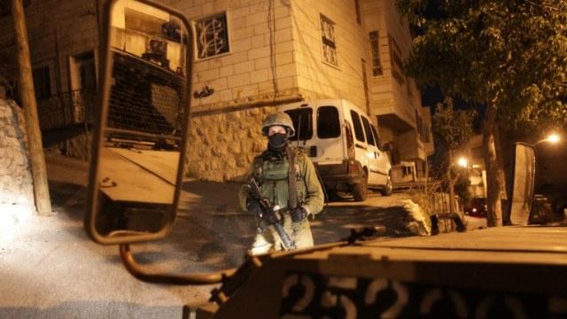 الجيش الإسرائيلي يعتقل 80 فلسطينيا بحثا عن المفقودين اليهود