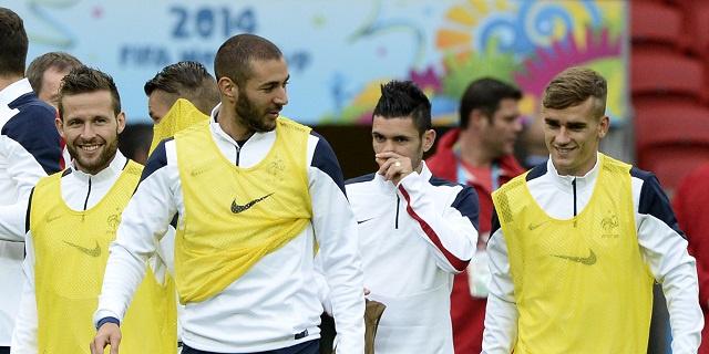 فرنسا تخاف عقدة المباراة الأولى أثناء مواجهتها مع هندوراس في المجموعة الخامسة