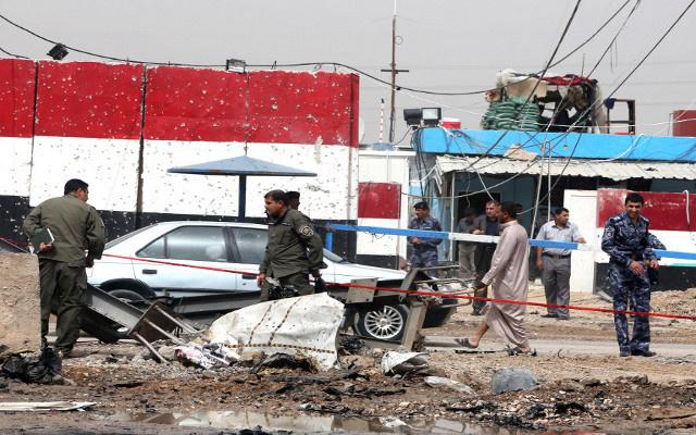 انفجار في بغداد يودي بحياة 9 أشخاص