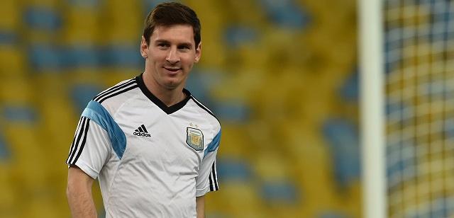 التانغو الأرجنتيني يستعد للخطوة الأولى في طريقه نحو استاد ماراكانا الدولي