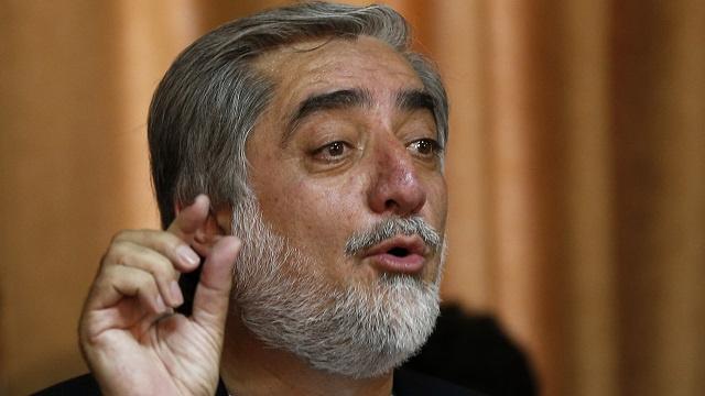 المرشحان للانتخابات الرئاسية الأفغانية يعلن كل منهما تقدمه على الآخر