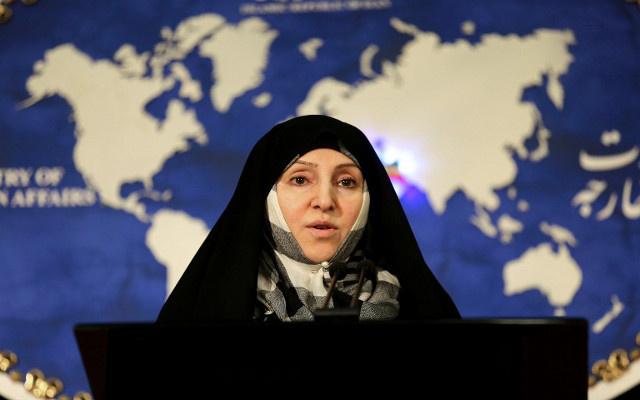 إيران تعارض أي تدخل عسكري في العراق