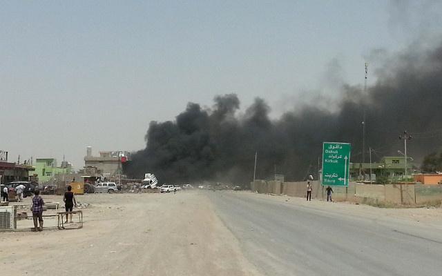 عمليات بغداد تعلن مقتل عشرات المسلحين و