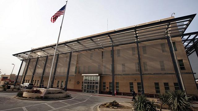 الولايات المتحدة ترسل تعزيزات أمنية لسفارتها في بغداد